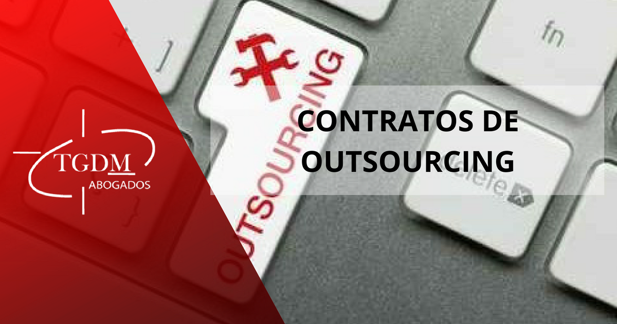 Contratos de Outsourcing
